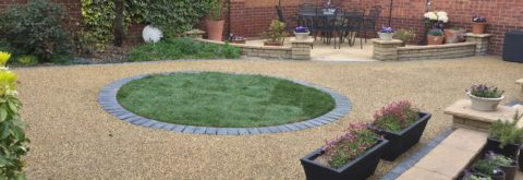 Peterborough's No.1 Installer of Resin Bound Surfacing