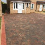 After Block Paving Installed