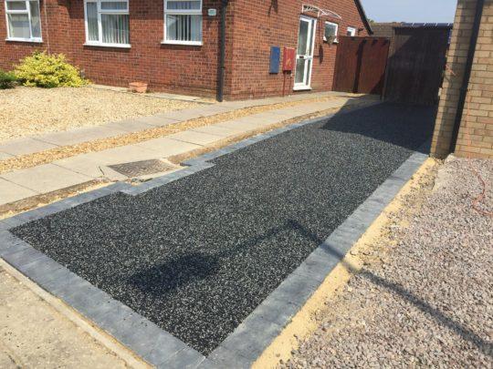 Resin Driveway in Stanground Peterborough